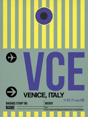 VCE Venice Luggage Tag I by NaxArt