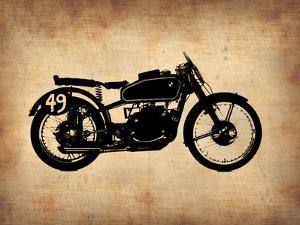 Vintage Motorcycle 2 by NaxArt