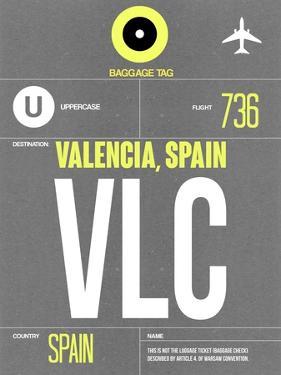 VLC Valencia Luggage Tag II by NaxArt