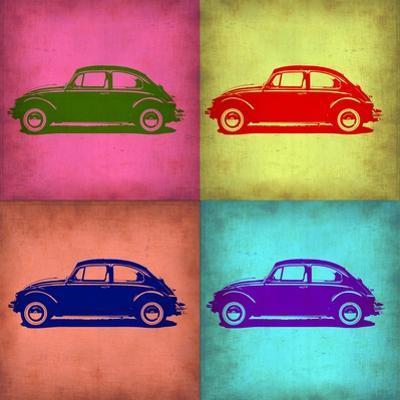 VW Beetle Pop Art 1