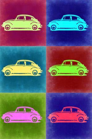 VW Beetle Pop Art 2 by NaxArt