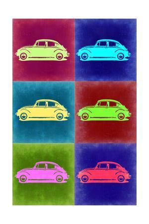 VW Beetle Pop Art 2