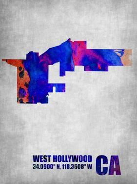 West Hollywood California by NaxArt