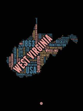 West Virginia Word Cloud 1 by NaxArt