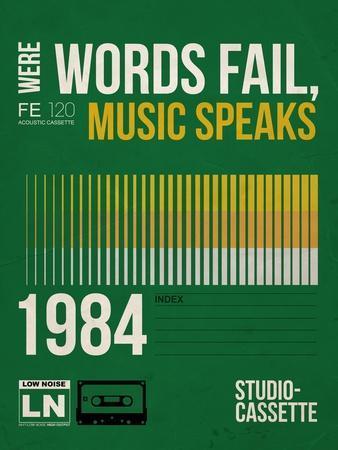Words Fail, Music Speaks