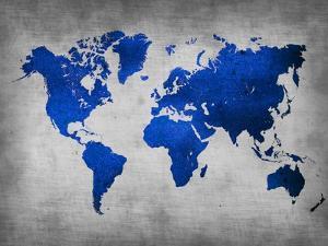 World  Map 10 by NaxArt