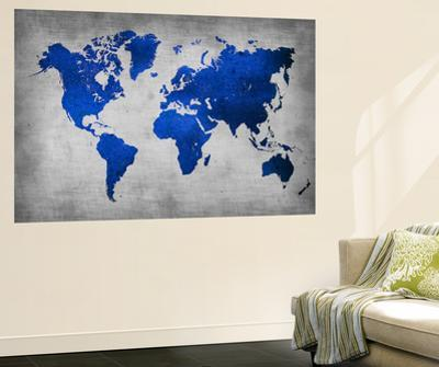 World  Map 10 by NaxArt