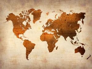 World  Map 7 by NaxArt