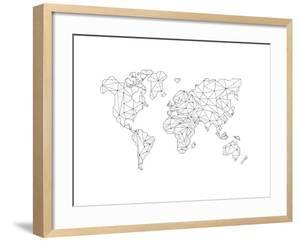 World Wire Map 5 by NaxArt