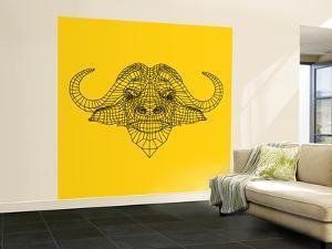 Yellow Buffalo Mesh by NaxArt