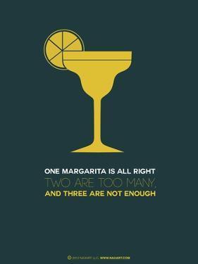 Yellow Margarita by NaxArt
