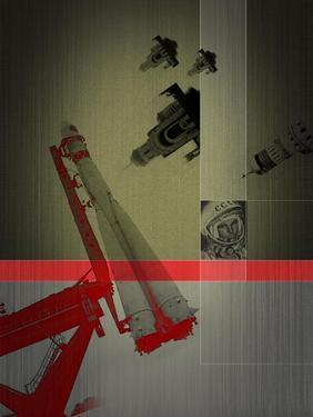 Yuri Gagarin by NaxArt