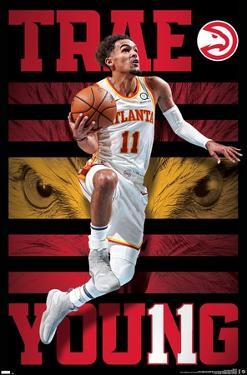 NBA Atlanta Hawks - Trae Young 20