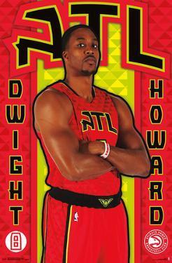 NBA: Atlantic Hawks- Dwight Howard 2016