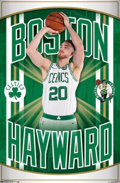 NBA Boston Celtics - Gordan Hayward 17