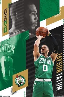 NBA Boston Celtics - Jayson Tatum 19