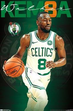 NBA Boston Celtics - Kemba Walker 19
