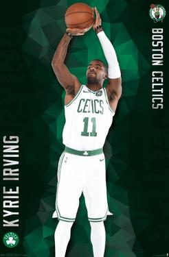 NBA Boston Celtics - Kyrie Irving 17