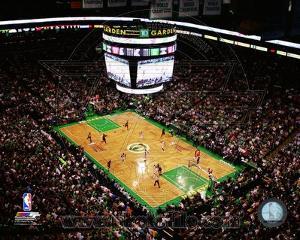 NBA Boston Celtics TD Garden 2012