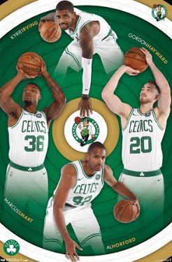 NBA Boston Celtics - Team 17