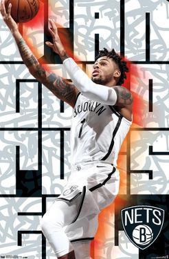 NBA Brooklyn Nets - D'Angelo Russell 17