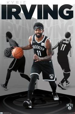 NBA Brooklyn Nets - Kyrie Irving 19