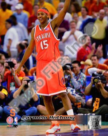 NBA Carmelo Anthony Syracuse University Orangeman