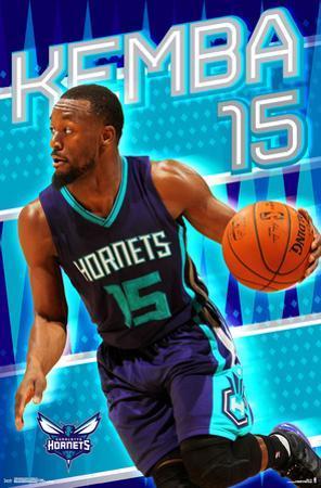 NBA: Charlotte Hornets- Kemba Walker 16