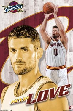 NBA Cleveland Cavaliers - Kevin Love 16