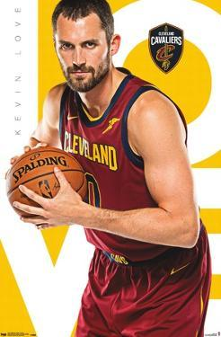 NBA Cleveland Cavaliers - Kevin Love 17
