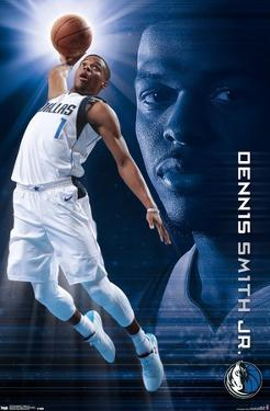 NBA Dallas Mavericks - Dennis Smith Jr. 17