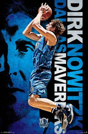 NBA: Dallas Mavericks- Dirk Nowitzki 16