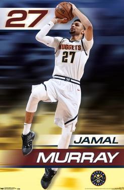 NBA Denver Nuggets - Jamal Murray 19