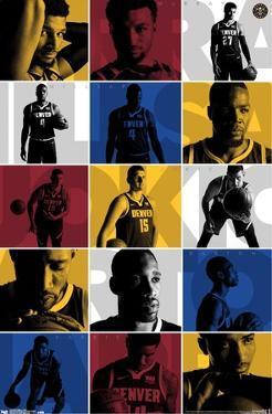 NBA Denver Nuggets - Team 18