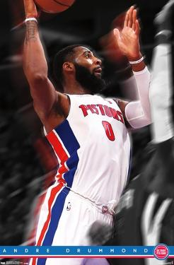 NBA Detroit Pistons - Andre Drummond 18