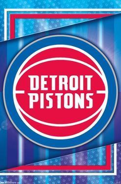 NBA Detroit Pistons - Logo 17