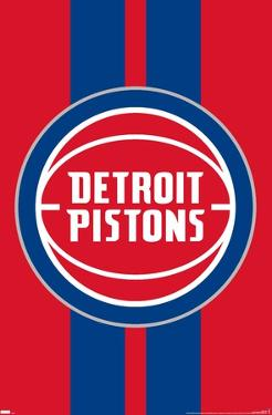 NBA Detroit Pistons - Logo 20