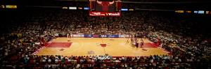 NBA Finals Bulls vs Suns, Chicago Stadium