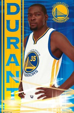 NBA Golden State Warriors - Kevin Durant 16