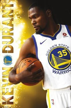 NBA Golden State Warriors - Kevin Durant 17
