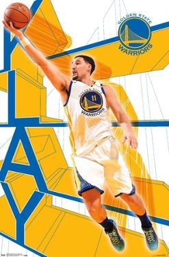 NBA Golden State Warriors - Klay Thompson 17