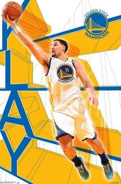 NBA Golden State Warriors - Klay Thompson 17