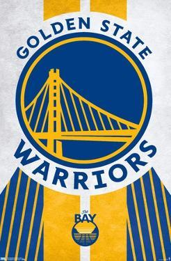NBA Golden State Warriors - Logo 19