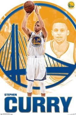 NBA Golden State Warriors - Stephen Curry 15