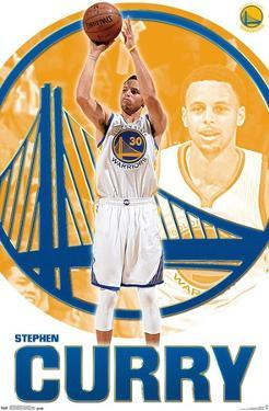 NBA Golden State Warriors - Stephen Curry 15