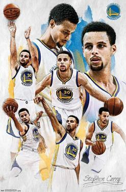 NBA Golden State Warriors - Stephen Curry 16