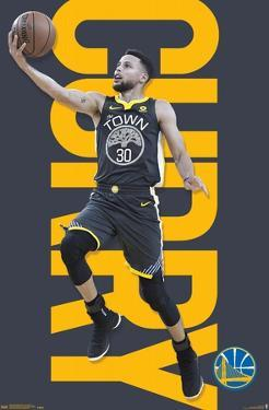 NBA Golden State Warriors - Stephen Curry 18