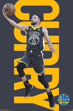 NBA Golden State Warriors - Stephen Curry 18