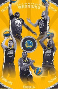 NBA Golden State Warriors - Team 18