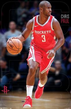 NBA Houston Rockets - Chris Paul 17